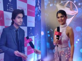 Jennifer Winget,photos,Bepannaah,Harshad Chopda,Indian Telly Awards 2019