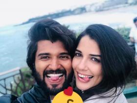 Izabelle Leite,Vijay Deverakonda,South