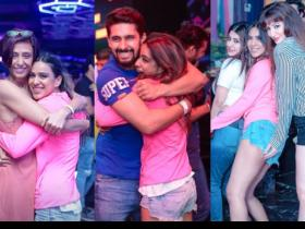 Ravi Dubey,Nia Sharma,Jamai Raja,photos