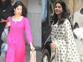 Discussion,janhvi kapoor