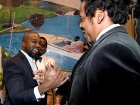 kanye west,jay-z,Hollywood