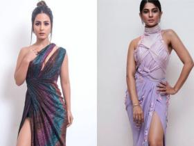 Best Dressed,Jennifer Winget,Hina Khan,Surbhi Chandna,ita awards
