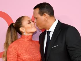 Jennifer Lopez,Alex Rodriguez,Hollywood,Coronavirus