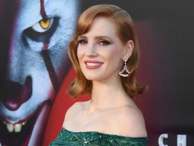 Hollywood,Hollywood news,Jessica Chastain,It Chapter Two