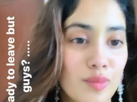 Video,Dostana 2,janhvi kapoor