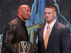 Dwayne Johnson,The Rock,WWE,John Cena,Hollywood