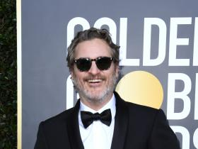 joker,Hollywood,Joaquin Phoenix,Golden Globes 2020