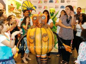 Photos,farah khan,joker,promotion