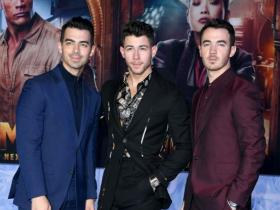 Jonas Brothers,Hollywood,Happiness Begins Tour