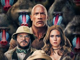 Dwayne Johnson,Reviews,The Rock,Awkwafina,Kevin Hart,Nick Jonas,Jack Black,Karen Gillan,Jumanji: The Next Level,Jake Kasdan