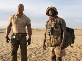 Dwayne Johnson,Box Office,The Rock,Kevin Hart,Jumanji: The Next Level