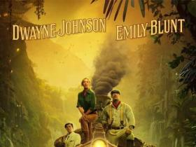 Dwayne Johnson,The Rock,emily blunt,Hollywood,Jungle Cruise