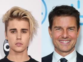 tom cruise,Justin Beiber,Hollywood