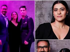 News,kajol,Karan Johar,Ajay Devgn,Koffee With Karan 6