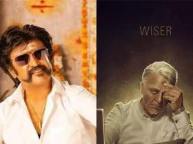 Rajinikanth,Kamal Haasan,Indian 2,South,Annaatthe