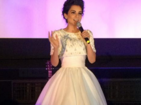News,Kangana Ranaut,Paris,france,queen,Ralph & Russo
