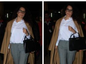 Celebrity Style,fashion,KANGANA RANAUT,airport look
