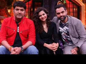 Kapil Sharma,Abhay Deol,The Kapil Sharma Show,Serial updates,mithila palkar