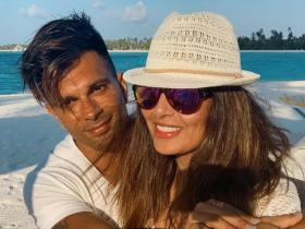 Music,bipasha basu,KARAN SINGH GROVER,Happy Birthday Bipasha Basu