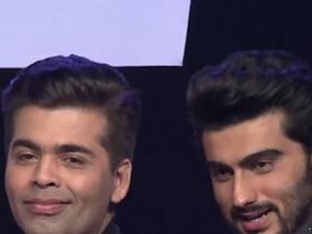 News,Karan Johar,arjun kapoor,Student Of The Year 2