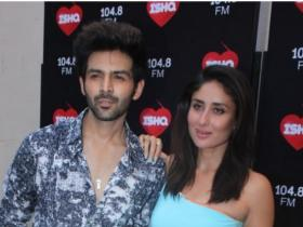 Photos,Kareena Kapoor Khan,Kartik Aaryan