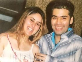 Karan Johar,Kareena Kapoor Khan,Nostalgia,Flashback Friday