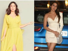 Celebrity Style,fashion,kareena kapoor khan,Sara Ali Khan