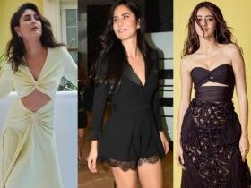 katrina kaif,kareena kapoor khan,Best Dressed,Ananya Panday
