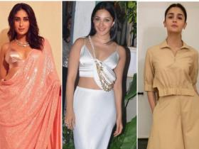 kareena kapoor,alia bhatt,Kiara advani,Best Dressed