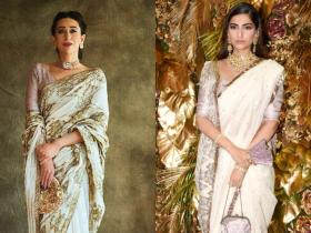sonam kapoor,karisma Kapoor,Faceoffs,Good earth