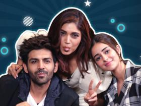 pati patni aur woh,Bhumi Pednekar,Exclusives,Kartik Aaryan,Ananya Panday,The Pinkvilla Game Show