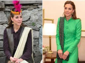 Celebrity Style,kate middleton,kate middleton pakistan,kate middleton prince william