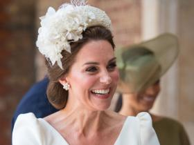 Celebrity Style,kate middleton,padded headband,kate middleton meghan markle