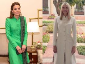 kate middleton,Faceoffs,Ivanka Trump,Royal style
