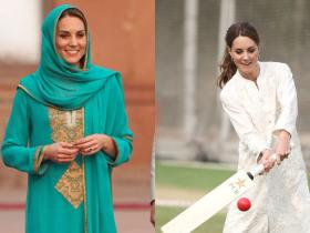 Celebrity Style,kate middleton,prince william,cricket