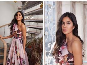 Celebrity Style,katrina kaif,fashion,floral
