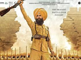 akshay kumar,parineeti chopra,Box Office,Kesari