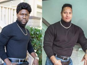 Dwayne Johnson,The Rock,Kevin Hart,Hollywood,Halloween 2019,Jumanji: Next Level