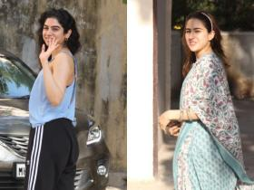 Photos,Sara Ali Khan,Khushi Kapoor