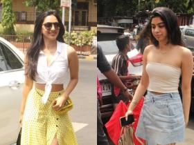 Photos,Khushi Kapoor,Kiara Advani