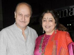 News,Anupam & Kirron Kher,The Accidental Prime Minister