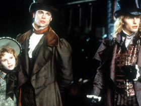 tom cruise,Brad Pitt,Hollywood,Kirsten Dunst,Interview with the Vampire