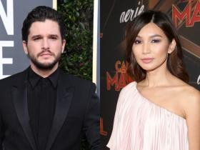 kit harington,Marvel,Hollywood,The Eternals,Gemma Chan