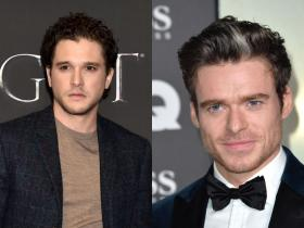 kit harington,Richard Madden,Hollywood,The Eternals
