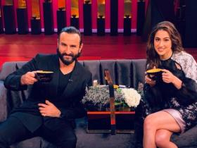 News,Shahid Kapoor,saif ali khan,Koffee with karan,Sara Ali Khan,Kareena Kapoor Khan