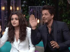 Video,shah rukh khan,Karan Johar,Koffee with karan