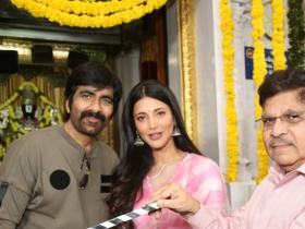 Ravi Teja,South,Gopichand Malineni,Krack