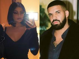 drake,Kylie Jenner,Hollywood