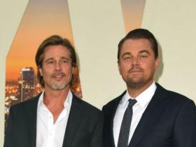 Leonardo DiCaprio,Brad Pitt,Once Upon A Time In Hollywood,Hollywood