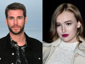 Liam Hemsworth,Hollywood,Maddison Brown